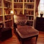 Austin Bookcase Design by Integral Design Consultant Lorell Frysh of Buckhead, Atlanta, GA