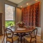 Dining Room Integral Design Consultant Lorell Frysh of Buckhead, Atlanta, GA