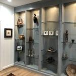 Bookcase Design by Integral Design Consultant Lorell Frysh of Buckhead, Atlanta, GA