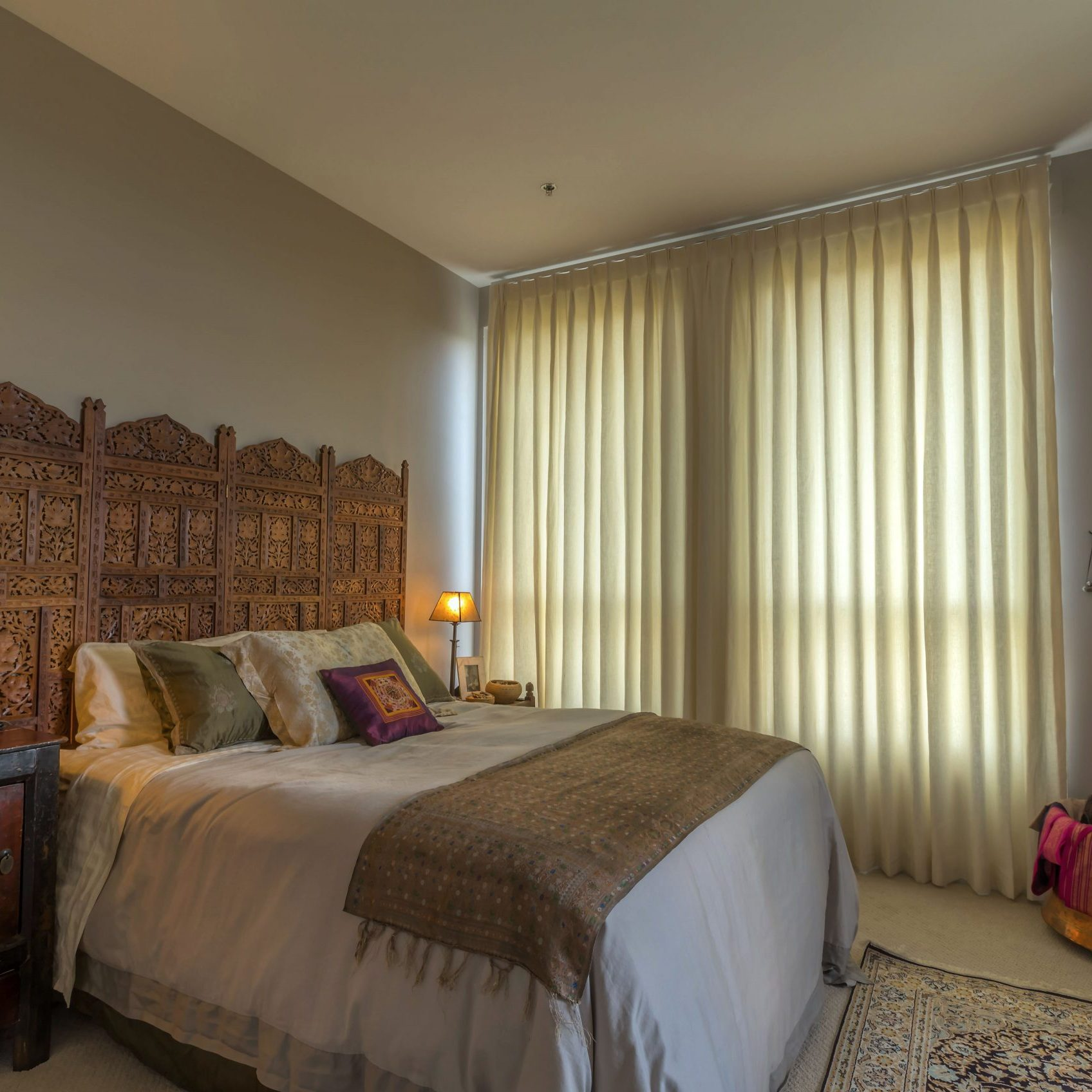 Bedroom Integral Design Consultant Lorell Frysh of Buckhead, Atlanta, GA